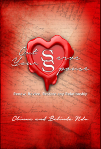 """Authors and Entrepreneurs Obi & Belinda Ndu Hit Two Amazon Best Seller Lists with  """"Out Serve Your Spouse"""""""