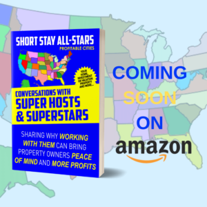 Smart Hustle Agency & Publishing Launches Search for Airbnb Superhosts & Successful Short-Term Rental Hosts to be Featured in a New Book Project