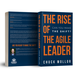 Executive Coach Chuck Mollor reaches Amazon Best Seller List with new book, The Rise of the Agile Leader